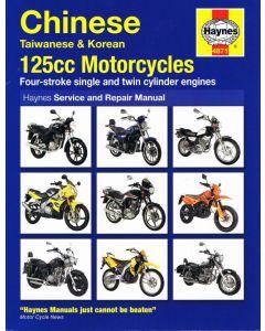 Haynes Chinese 125cc Motorcycles Manual
