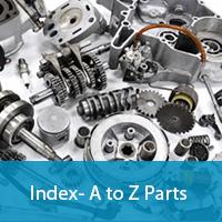 Index - A to Z Parts