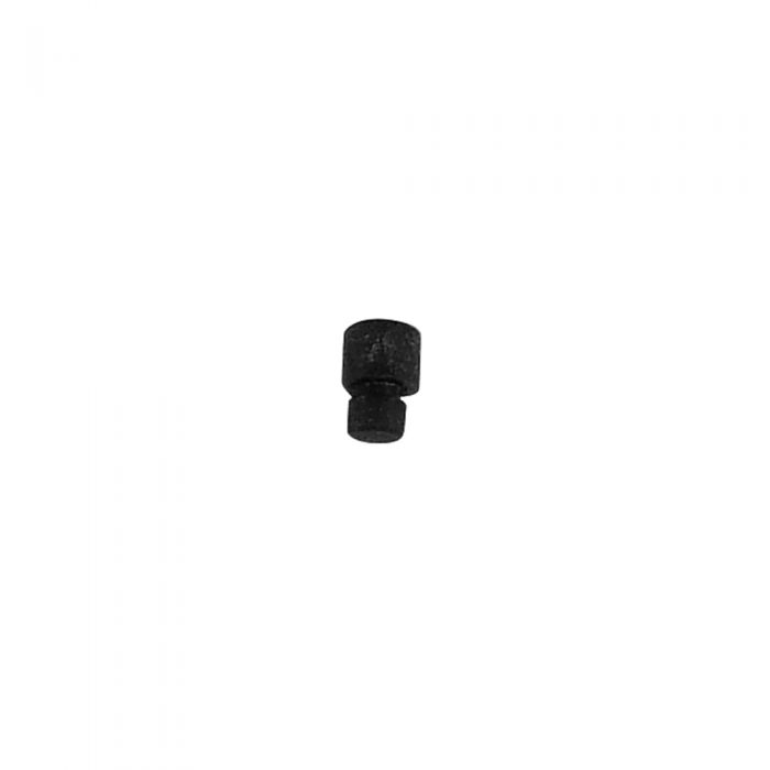 Carburetor Door Buffer (OEM,Black) Vespa, Handlebar Models,