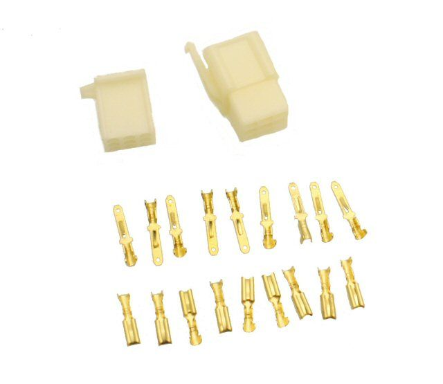9 Pin Connector Kit - 2.8mm Pin