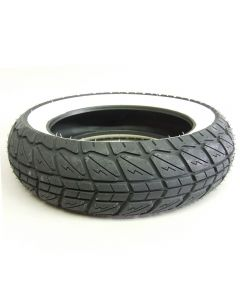 Tire - 130/70-12, SR723 Shinko Whitewall Scooter Tire