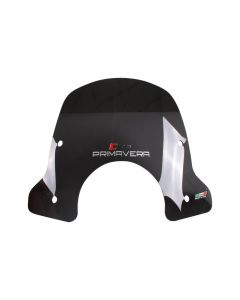 Smoked Sport Windscreen for 2014 Vespa Primavera
