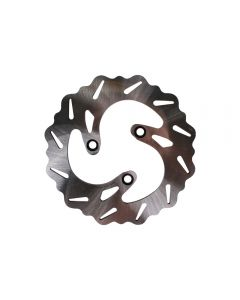 Brake Disc - (220mm); Genuine Buddy, (NCY Brand)