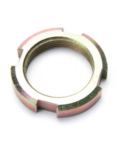 Starter Clutch Nut (Notched, Reverse Thread, 39mm); GY6
