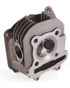 NCY Big Valve Cylinder Head (58.5mm, 2 Valve); Geunine/GY6