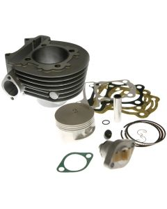 Prima Cylinder Kit (Aluminum, 58.5mm, 161cc); Buddy 125 ONLY