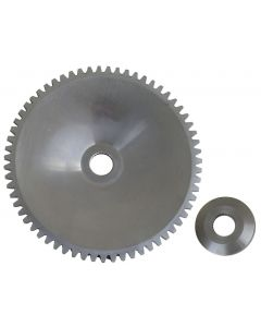 CVT - Drive Face Assembly; (Aluminum); GY6 49cc/QMB139, (NCY Brand)
