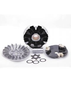 Dr. Pulley High-Quality Variator kit; Yamaha/Minarelli 50cc 2T