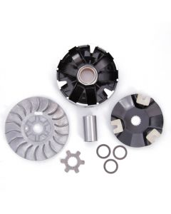 Dr. Pulley High-Quality Variator kit; Yamaha/Minarelli 90cc 2T