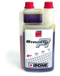 Oil, Ipone  2T  (synthetic racing oil),;1L