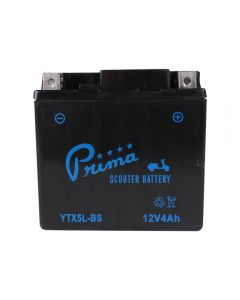 Battery (12V TX5L-BS); People 50, Rattler 110, Elite 80, etc