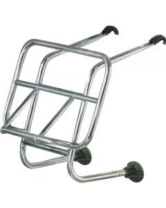 Cuppini Front Rack (Chrome); All vintage Vespas, Stella