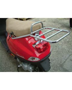 Cuppini Rear Rack for Top Case; Vespa LX