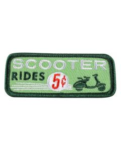 Patch (Scooter Rides 5 Cents)