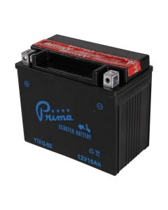 Battery - (12V TX12-BS, Sealed); Vespa ET4, GT, LX150