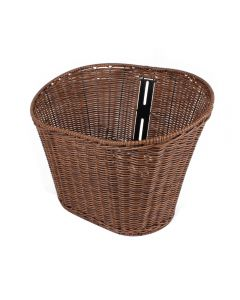 Front Basket; Genuine Buddy - Wicker