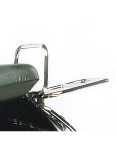 Cuppini, Rear Rack (Fold Down, Chrome); Vespa ET2 ET4/LX