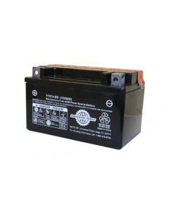 Battery - 12V 6AH  - YTX7A-BS