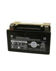Battery - 12V 6AH  - YTX7A-BS (Factory Activated)