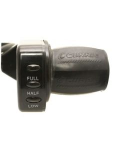 Currie 36 Volt 5 Pin Twist Grip Diagnostic Throttle