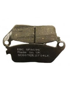 EBC Brakes SFA196 Scooter Brake Pads