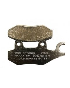 EBC Brakes SFA228 Scooter Brake Pads