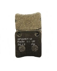 EBC Brakes SFA257/2 Scooter Brake Pads