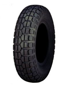 Kenda K304A 4.10/3.50-4 Tire for Lawnmower, Go Kart, Scooter