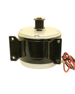 24V, 250w Electric Motor - Belt Drive