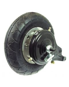 Belt Drive Rear Wheel Assembly