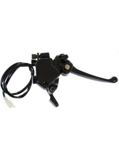 ATV Throttle and Brake Assembly